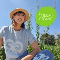 Organic MONA T-shirt for adults