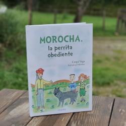 MOROCHA, la perrita obediente